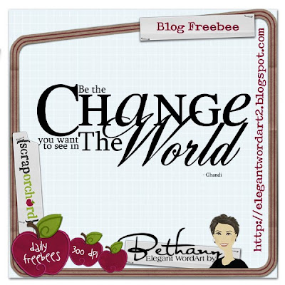 http://elegantwordart2.blogspot.com/2009/09/change-world.html