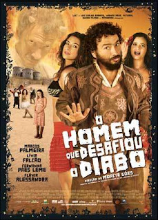 Filme Poster O Homem que Desafiou o Diabo DVDRip XviD Nacional