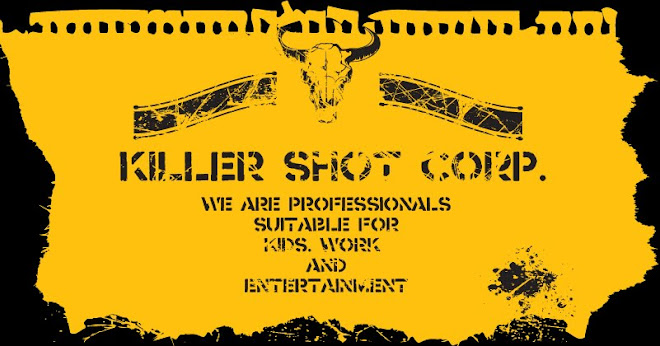 // Killer Shot Corp. // BLOG //