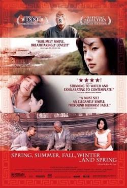 Xuân, Hạ, Thu, Đông... Rồi Lại Xuân - Spring, Summer, Fall, Winter... And Spring (2003) Poster