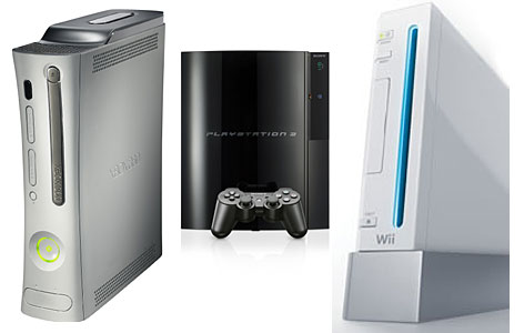 consolas de videojuegos 2006