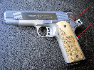 Mecanismos de SEguridad de un arma 0001