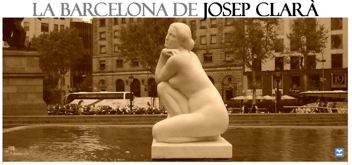 La Barcelona de Josep Clarà