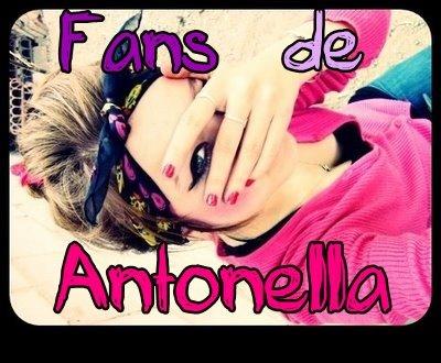 Ella es Antonella ♥