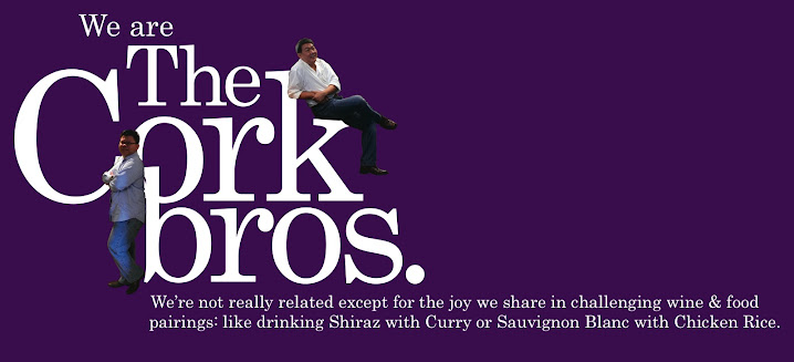 The Cork Brothers Food and Wine Pairing