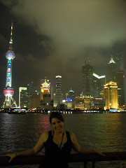 Gina in Shanghai