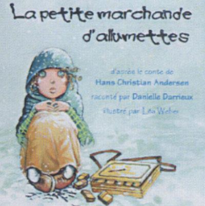 Lettre ouverte la petite marchande d 39 allumettes - La petite marchande angers ...