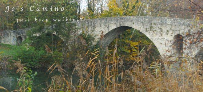 Jo's Camino