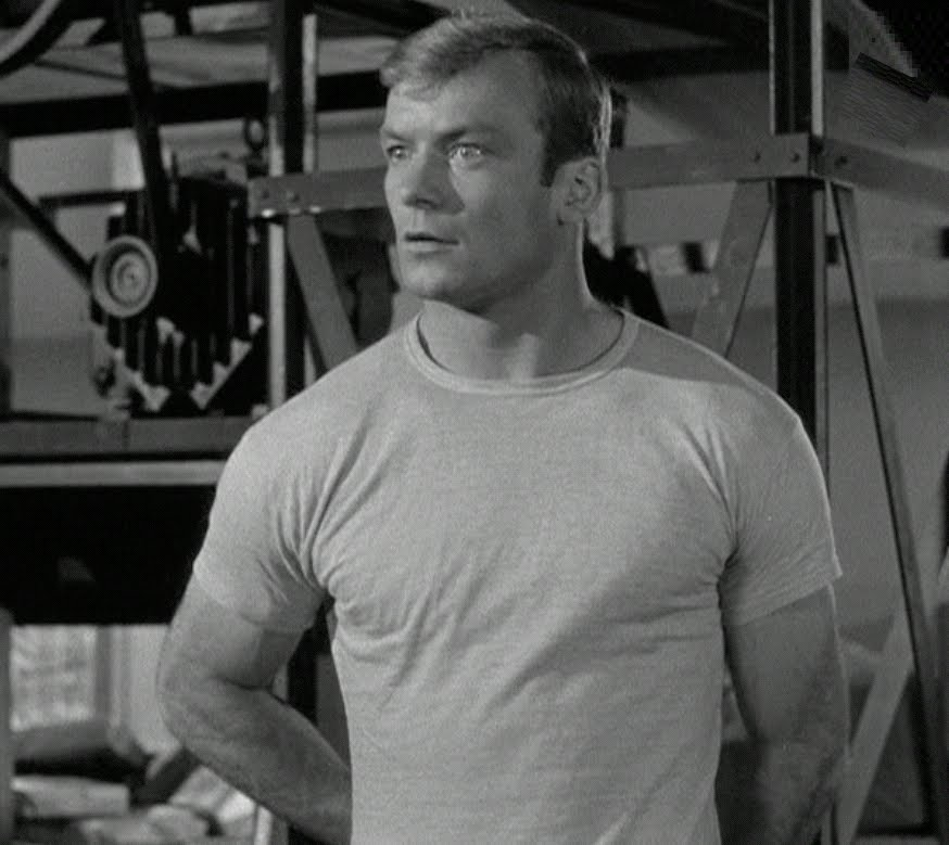 my new plaid pants: And Introducing Aldo Ray