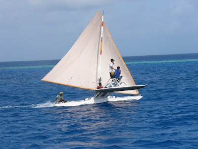 Outrigger Sailing Canoes: February 2008