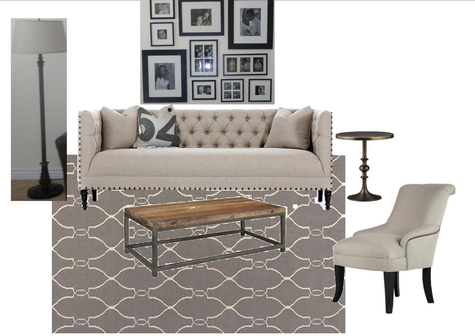 daly designs: project: design on a dime living room
