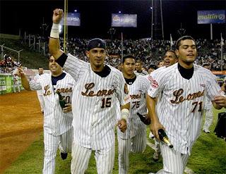 ... : ¡LOS LEONES DEL CARACAS ESTÁN EN LA FINAL DEL BEISBOL VENEZOLANO