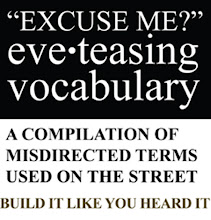DEFINE 'EVE TEASING': TELL US WHAT YOU WERE CALLED ON THE STREET
