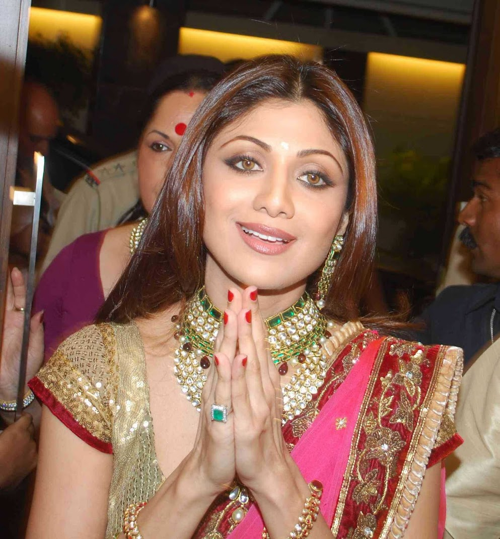 Shilpa Shetty Wedding Pics - HQ - Blast From Past