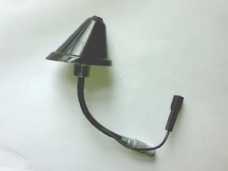 Vauxhall antenna replacement A3