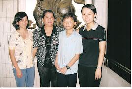 Chi Le, Ngan and Tan