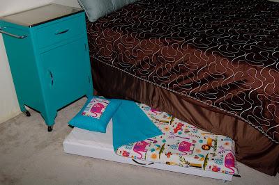 Lilybug Designs Toddler Trundle Bed Tutorial
