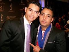 """Camilo Then y Elvis Martinez el Camaron de la Bachata, """"Premios Casandra"""""""