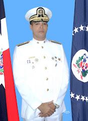 Contralmirante José Roberto Muñoz Monción, MDEG.