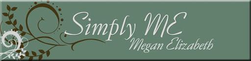 Simply ME (Megan Elizabeth)