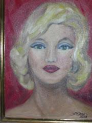 Minhas Pinturas - My Marilyn