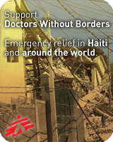 Support Doctors Without Borders in Haiti