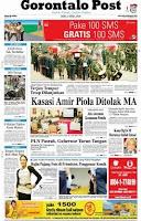 Gorontalo Post Hari Ini