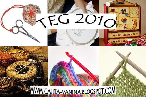TEG..organizado por Vanina