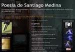 Poesía de Santiago Medina