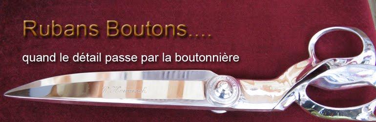 Rubans Boutons....