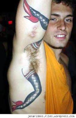 tatuaj expresiv