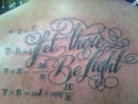 tatuaj ecuatiile maxwell