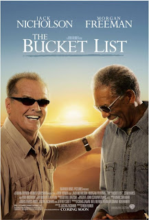 the bucket list 2008
