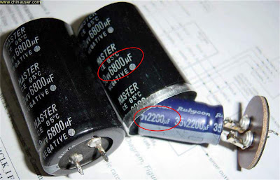 capacitor chinese style