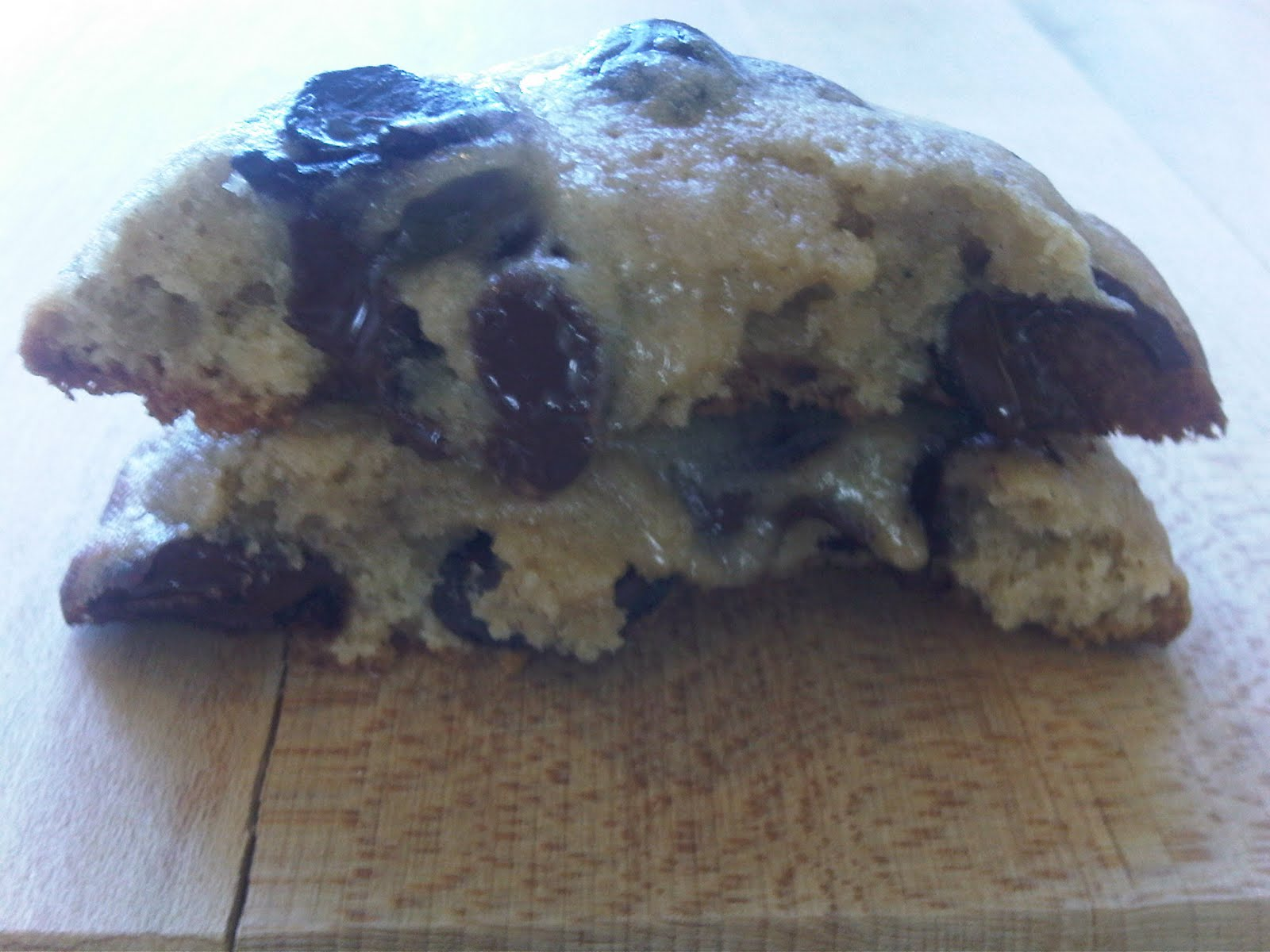 blueberry and chocolate chunk cookies makes 24 cookies 2 sticks