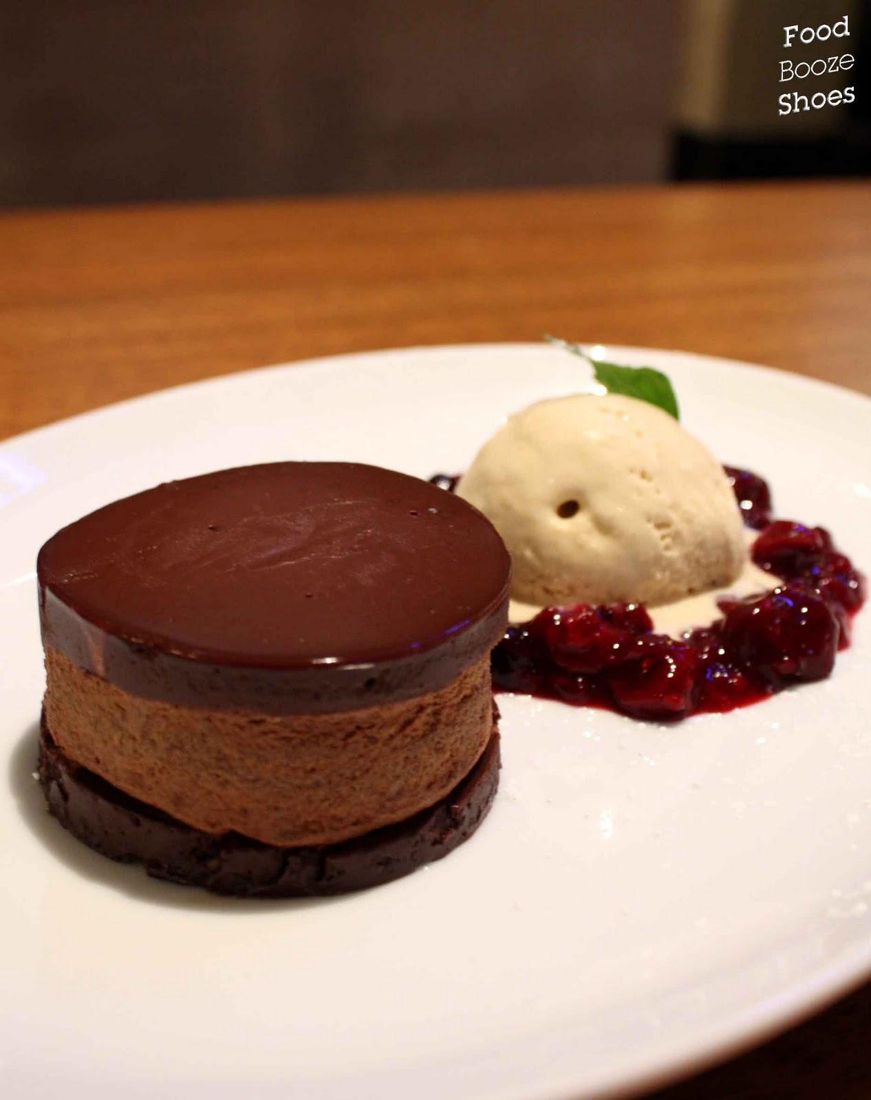 Chocolate Almond Ice Cream