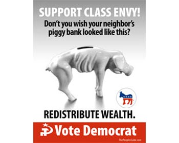 Vote Democrat!
