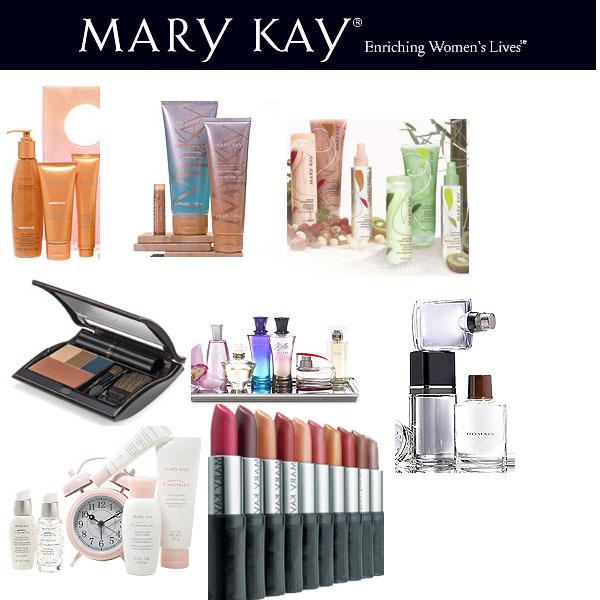 Maquiagem da Mary Kay