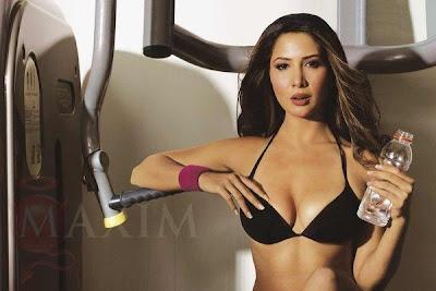 Kim Sharma Maxim Scans