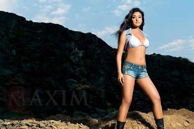 Tanushree Dutta Maxim Scans