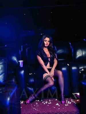Amisha Patel Maxim Scans