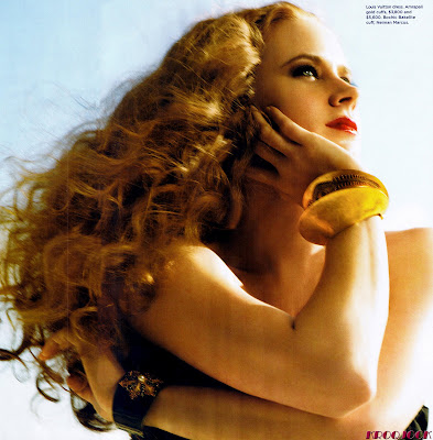 Amy Adams Style Magazine Scans