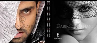 Dabboo Ratnani Calendar 2009