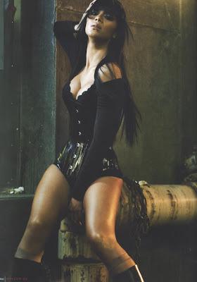 Nicole Scherzinger Aussie FHM Scans