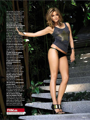 Holly Valance FHM Spain Scans