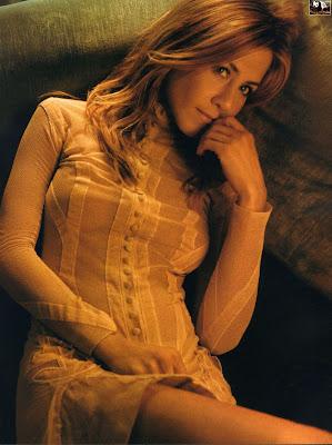Jennifer Aniston Elle Magazine Scans - April 2009