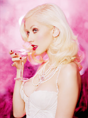 Christina Aguilera Ellen von Unwerth Photo Shoot