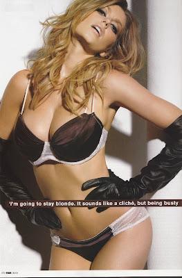 Diora Baird FHM Scans