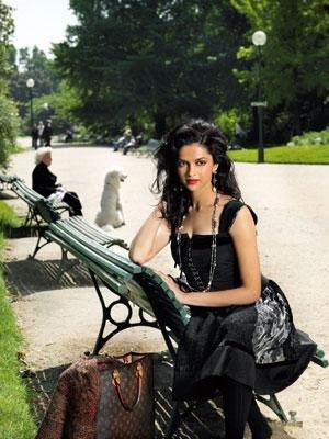 Deepika Padukone Femina Scans
