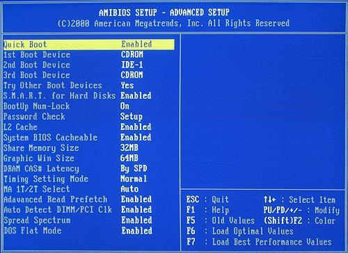 Formatando PC 2